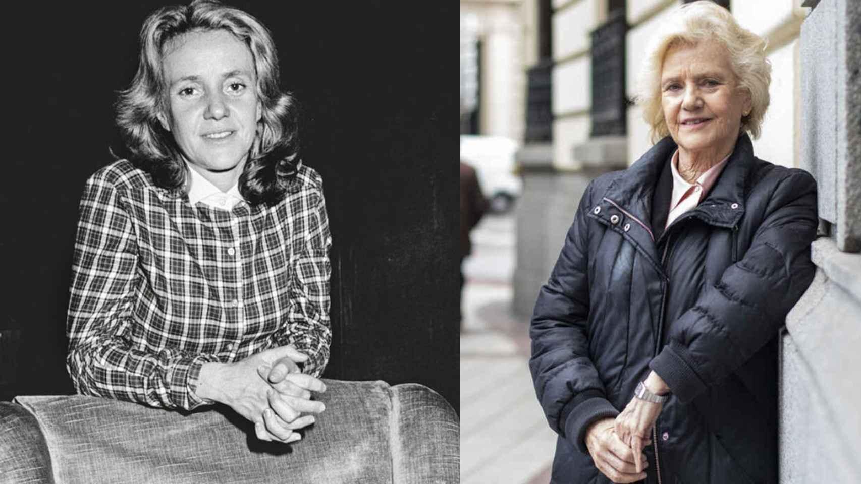 23 F / Las mujeres del que estaban en el Congreso el día del golpe