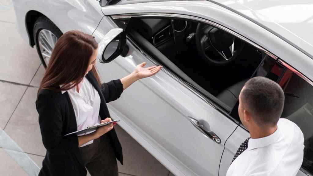 La valoración de los concesionarios es importante para las marcas de coches.