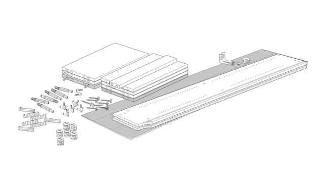 Cuando termines, el mueble de Ikea podrá volverse a montar sin problemas