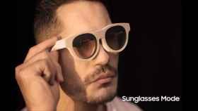 Gafas de realidad aumentada de Samsung.