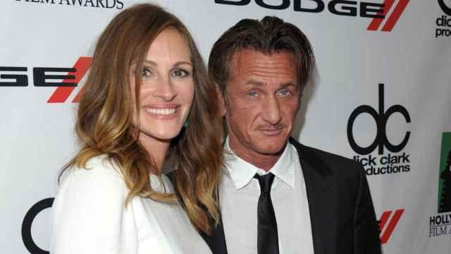 Julia Roberts y Sean Penn son la pareja protagonista de 'Gaslit'.