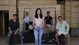Elena Rivera lidera el reparto de 'Alba'.