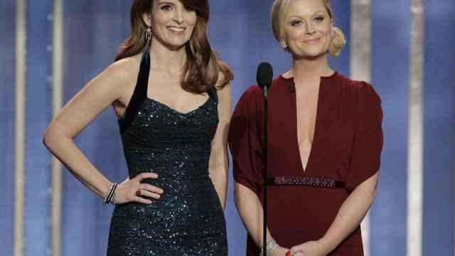 Tina Fey y Amy Poehler, no hay presentadoras como ellas para los Globos de Oro.
