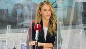 La diputada del PP, Cayetana Álvarez de Toledo, este martes en EsRadio.