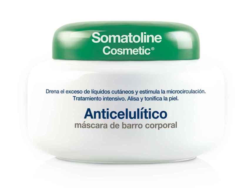 Somatoline anticelulítico máscara corporal.