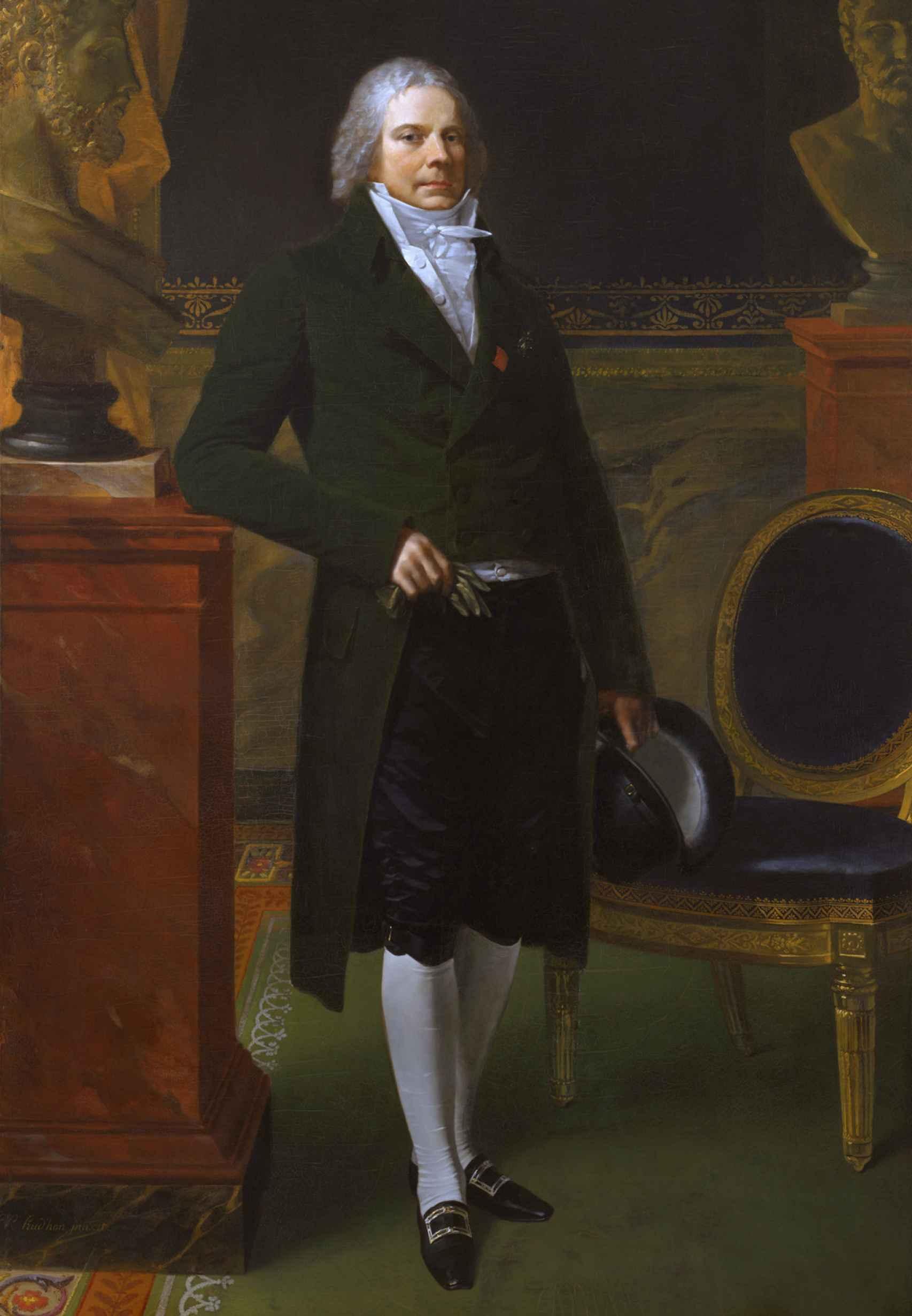 Charles de Talleyrand.