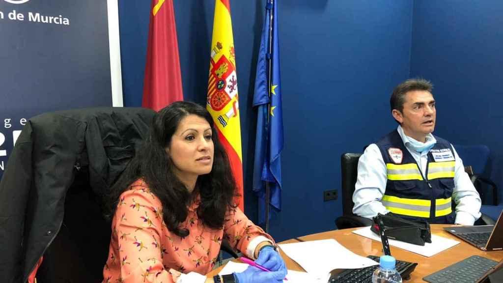 La magistrada Beatriz Ballesteros dimitió como consejera de Transparencia.
