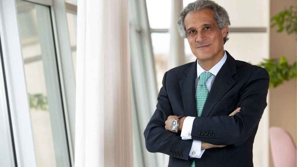 Raúl González, CEO Barceló Hotel Group EMEA.