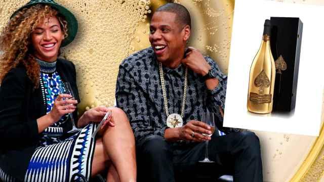 Jay-Z se hizo con la empresa de champán Armand de Brignac hace siete años.