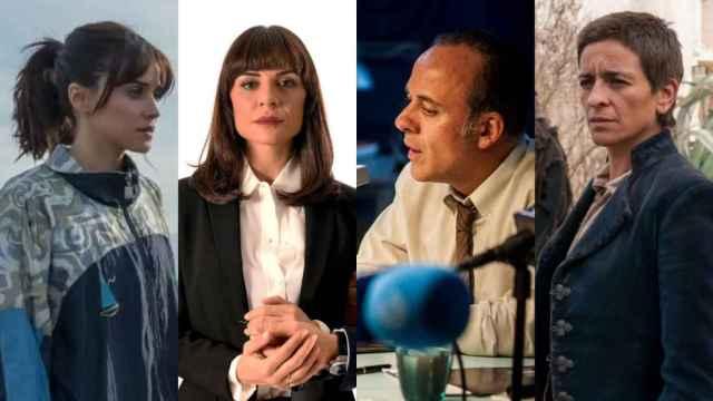 'Paraíso', 'Supernormal', 'Reyes de la noche' y 'Libertad'.