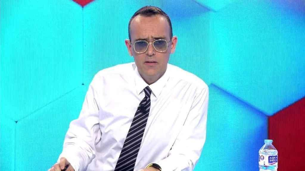 """Risto Mejide se disculpa tras mentir sobre Podemos: """"Es lo que pienso yo, un payaso televisivo"""""""