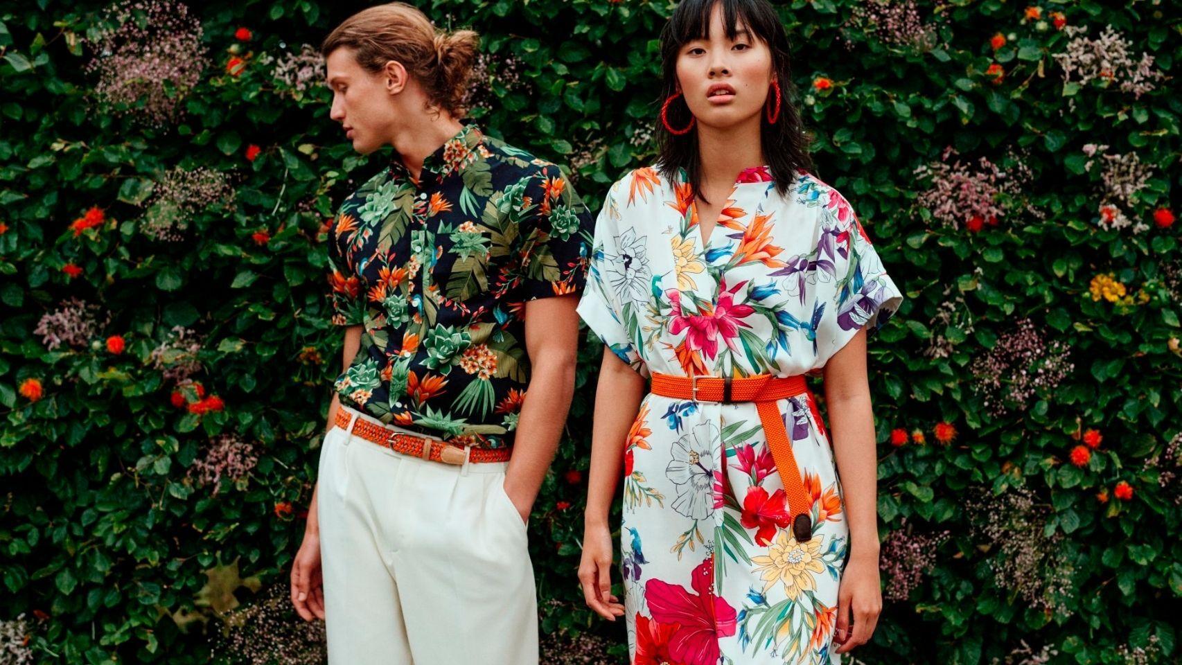 Gant presenta la segunda parte de su colección más primaveral a golpe de color.
