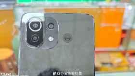 Xiaomi Mi 11 Lite trasera