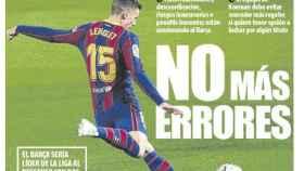 Portada Mundo Deportivo (23/02/21)
