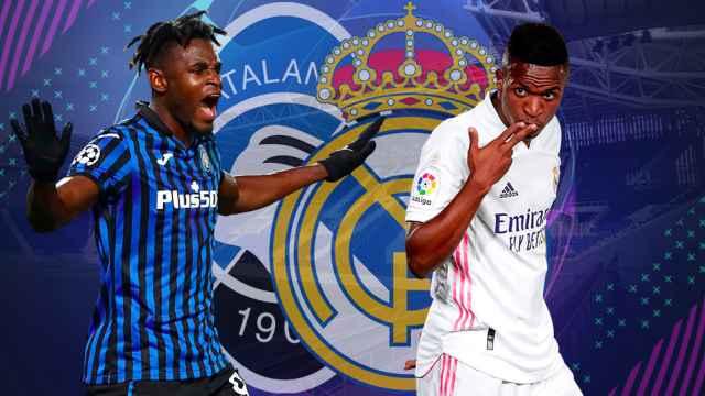 Previa Atalanta - Real Madrid