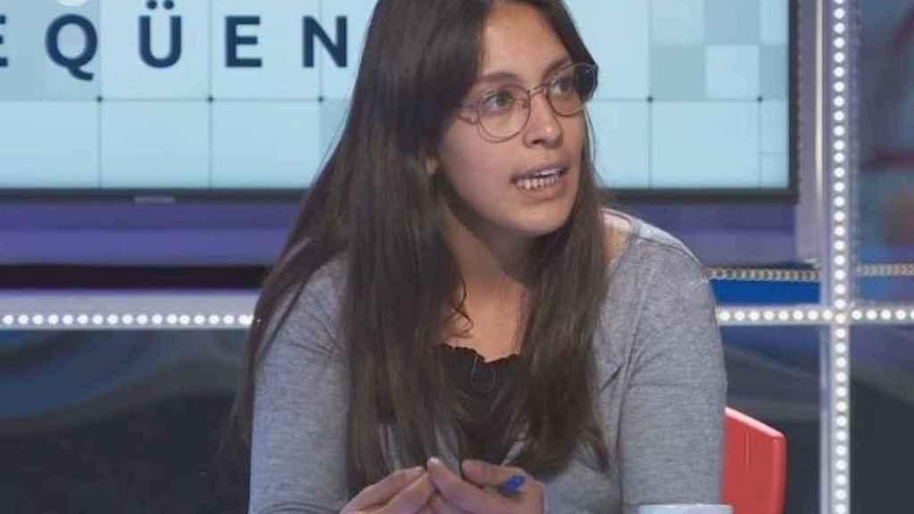 Alejandra Matamoros, abogada de Pablo Hasél.