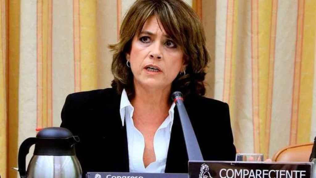 Dolores Delgado./