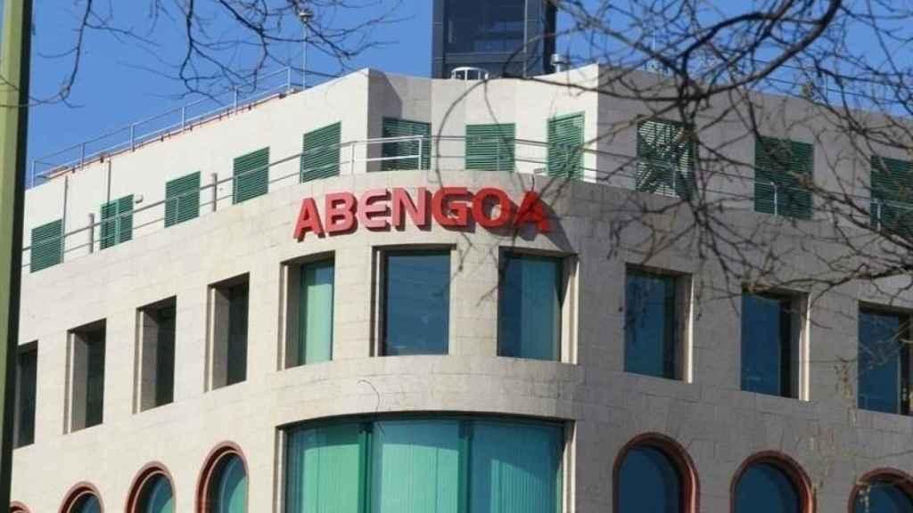 Imagen de archivo de la sede de Abengoa.
