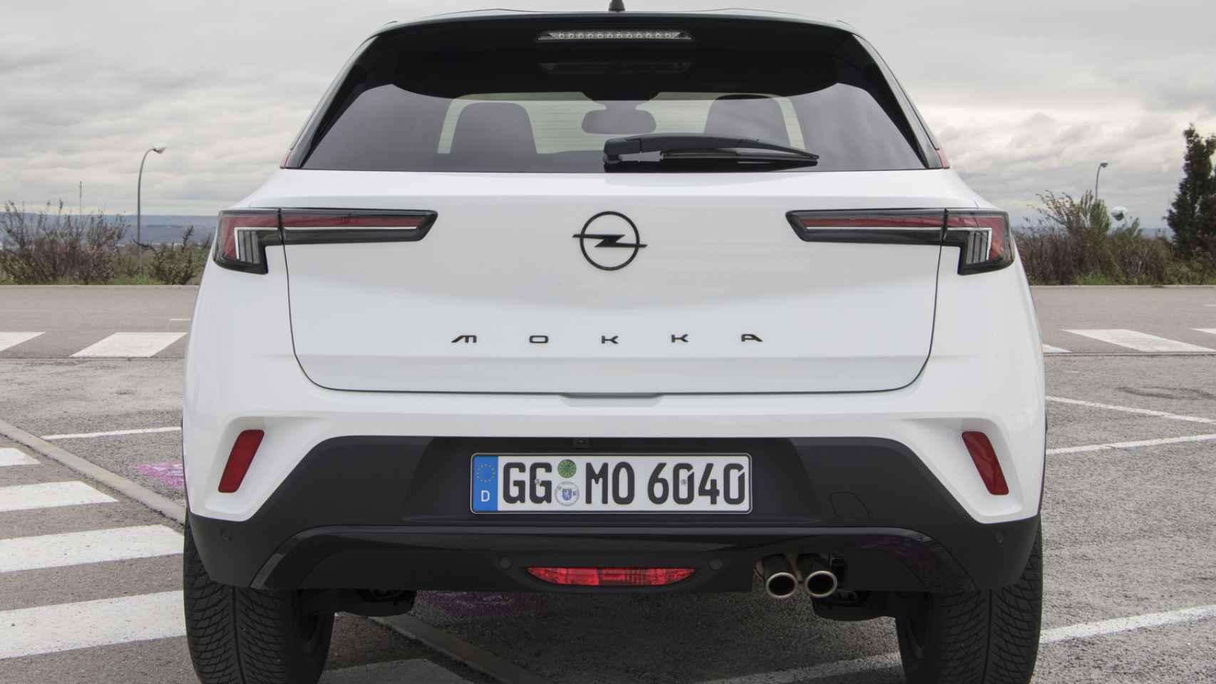 Nuevo Opel Mokka, todas las fotos de este nuevo SUV