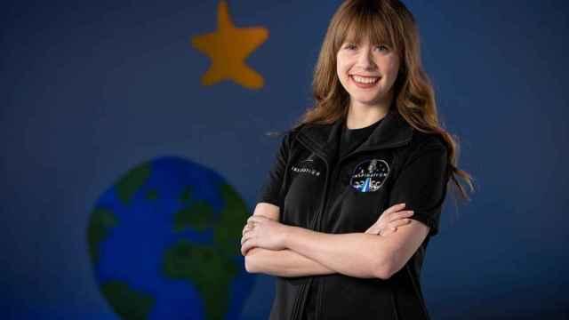 Hayley Arceneaux, la superviviente de un cáncer infantil que viajará al espacio.