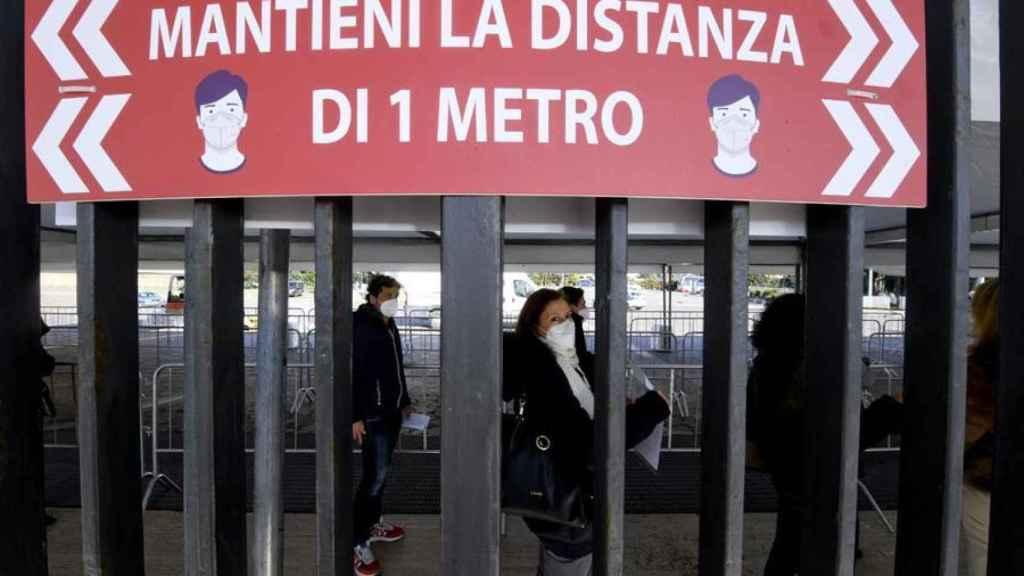 Italia seguirá con muchas restricciones a la movilidad.