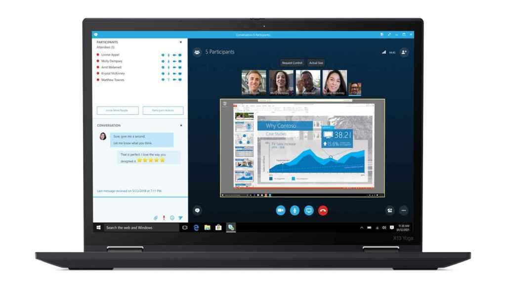 Los nuevos ThinkPad son capaces de reconocer nuestra postura