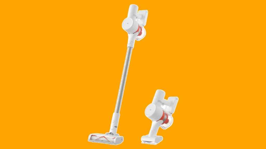 El aspirador de Xiaomi se puede conseguir con rebaja en eBay