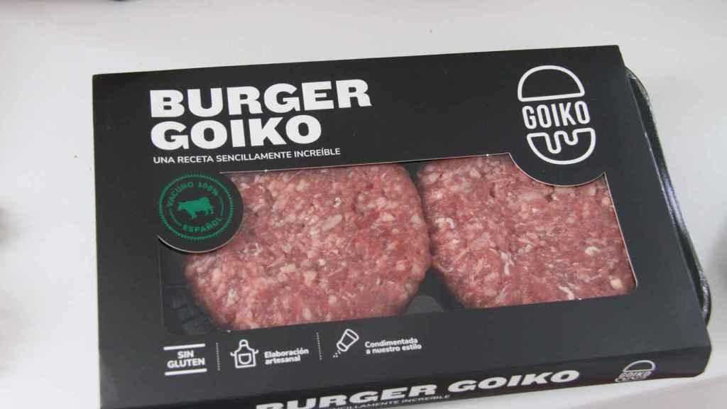 Probamos la hamburguesa y el pan de Goiko que se vende en el súper por 7€: este es el resultado