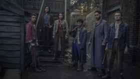 Foto promocional de la serie 'Los irregulares'.