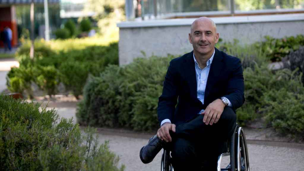 Jorge Pérez de Leza, CEO de Metrovacesa.