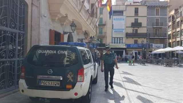 Guardia Civil de Inca en una foto de archivo