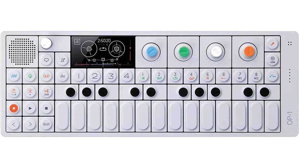 Primer producto de Teenage Engineering, un sintetizador.