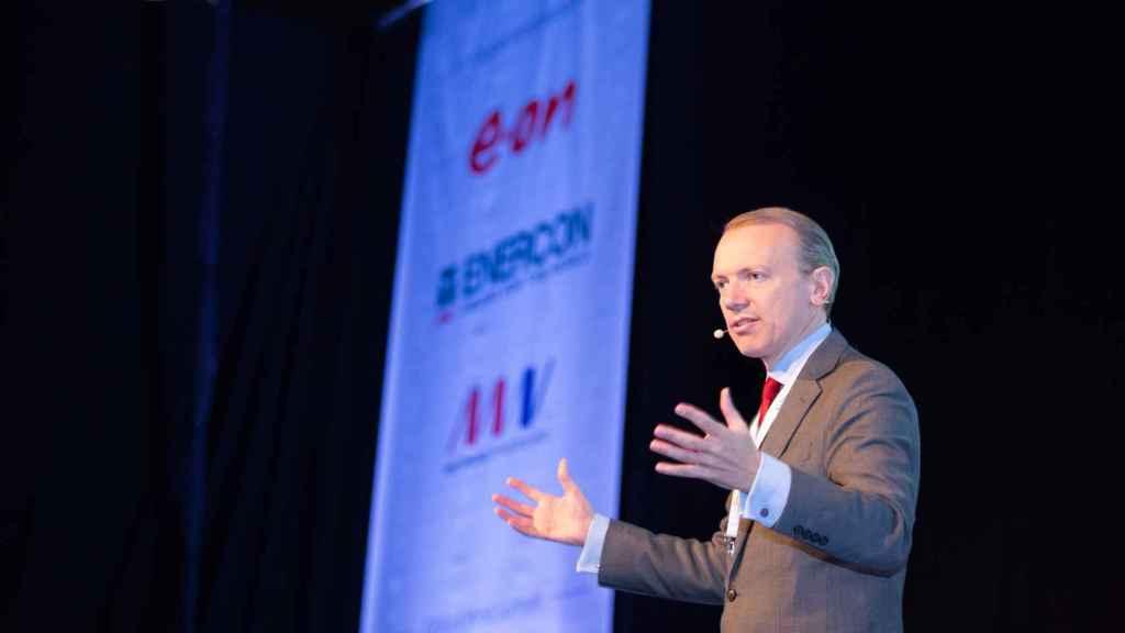 Giles Dickson, chief executive officer de WindEurope1