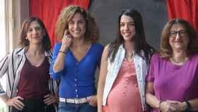 Mediaset cancela la producción de la tercera temporada de 'Señoras del h(AMPA)'