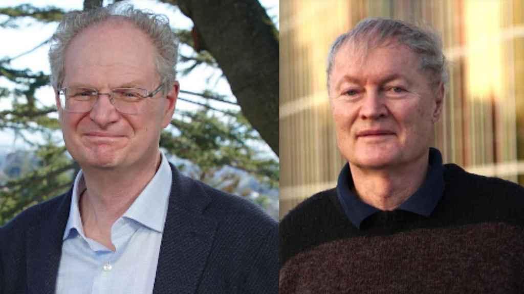 Paul Alivisatos y Michael Grätzel.
