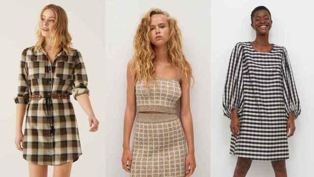 Las ocho prendas más 'chic' y 'trendy' de cuadros que renovarán al completo tu 'look'