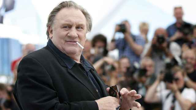 El actor Gérard Depardieu. Efe