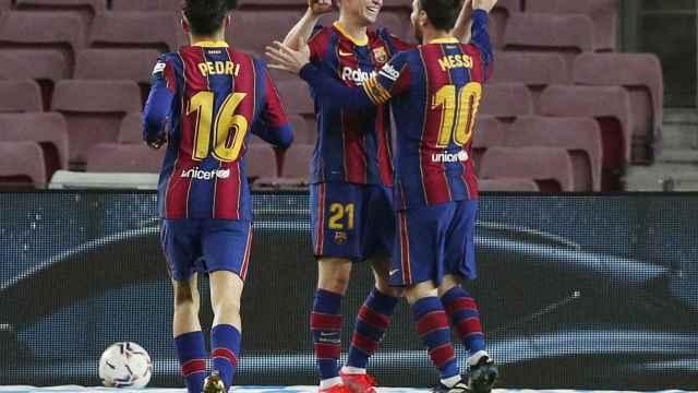 Las mejores imágenes del Barcelona - Elche de La Liga