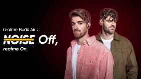 Nuevos realme Buds Air 2: ahora con cancelación de ruido activa