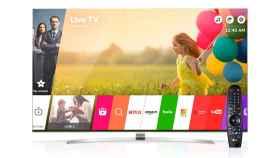 Android TV tiene un competidor inesperado: WebOS de LG