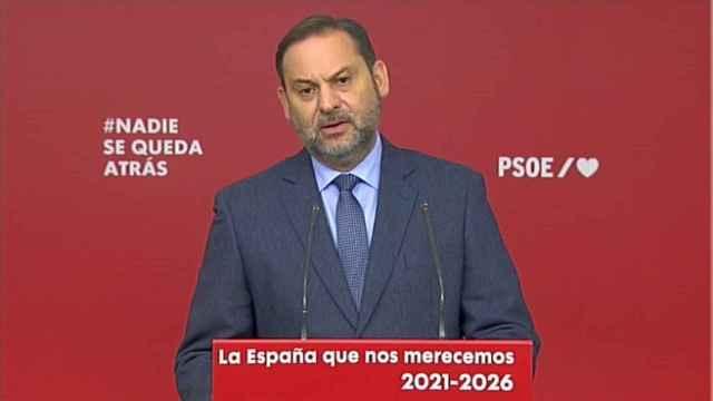 El PSOE afirma que negociadores del Gobierno representan también a Podemos.