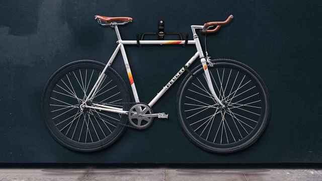 Los soportes de pared para bicicletas con los que ganarás espacio