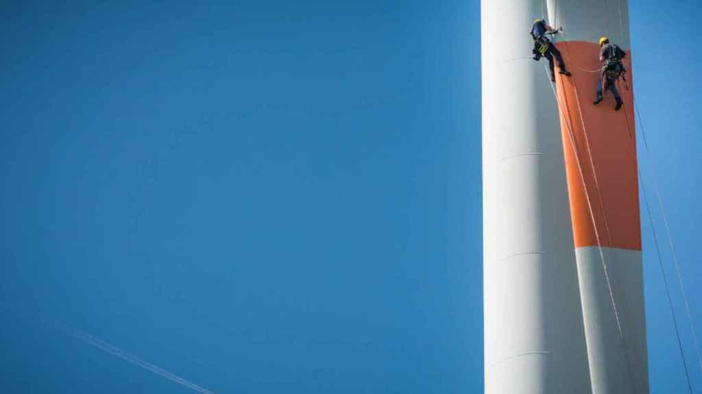 La eólica en Europa crece un 6% menos en 2020 con 14,7 GW nuevos por la Covid