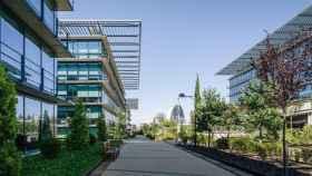 Imagen de las oficinas centrales de Metrovacesa.