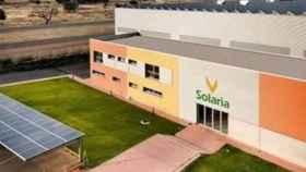 Instalaciones de Solaria