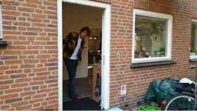 Imagen real de un 'guardian' en Holanda.