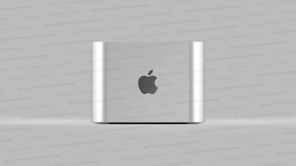 Así sería el nuevo Mac Pro Mini