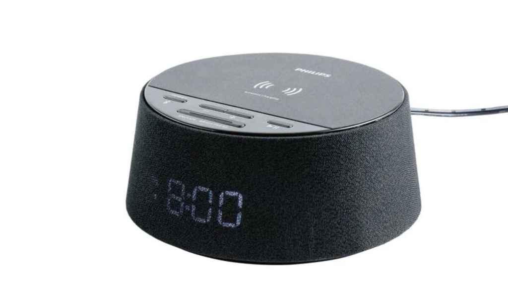 Lidl tiene en oferta un radio despertador con carga inalámbrica para el móvil