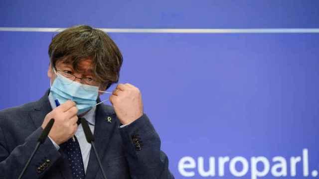 Puigdemont ha conservado su inmunidad parlamentaria poco más de un año