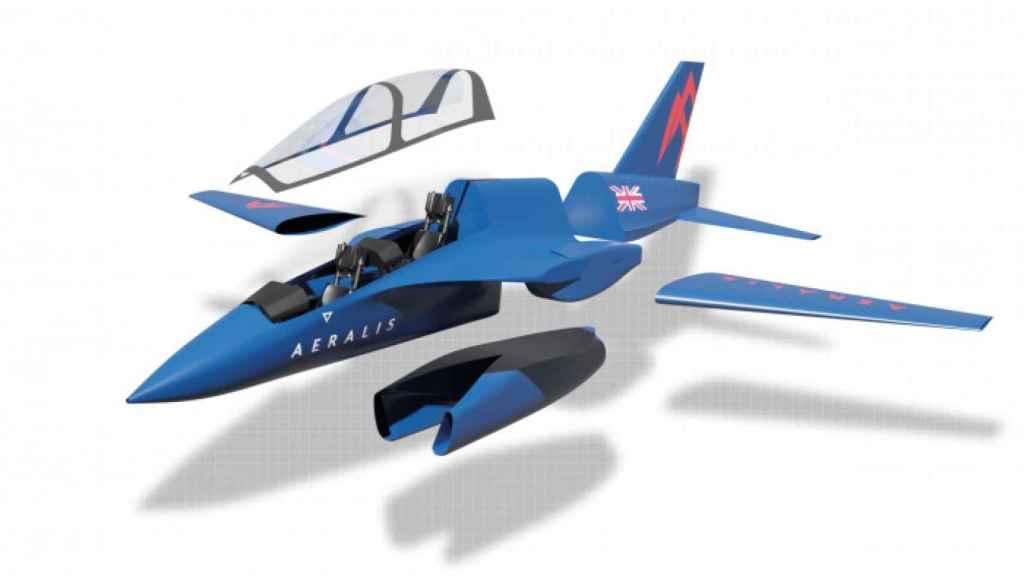 Avión modular Aeralis
